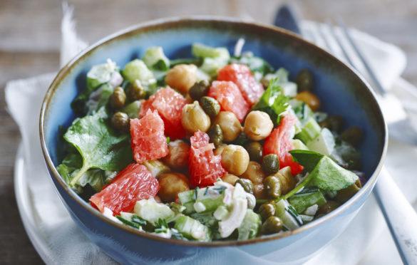 Voedzame salades workshop