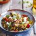 Quinoa met Provençaalse groenten